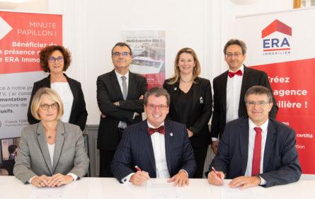 Partenariat agence ERA - ESI supdevente