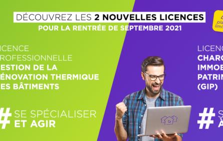 Nouvelles Licences ESI