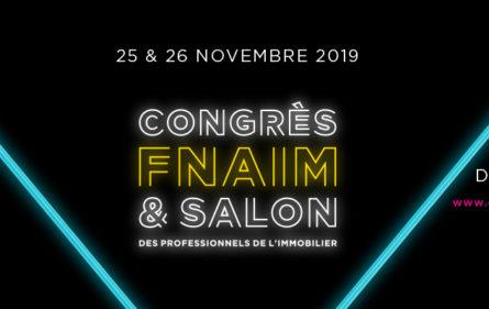 Congrès FNAIM & Salon des professionnels de l'immobilier