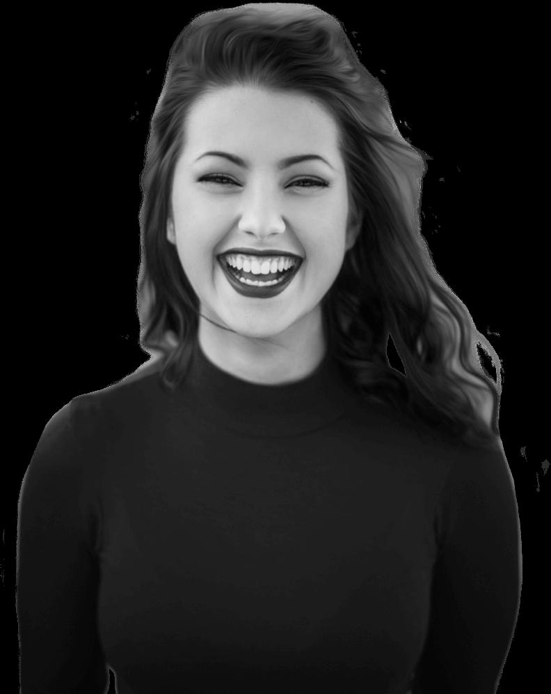 ESI - École supérieur de l'immobilier Portrait femme souriante