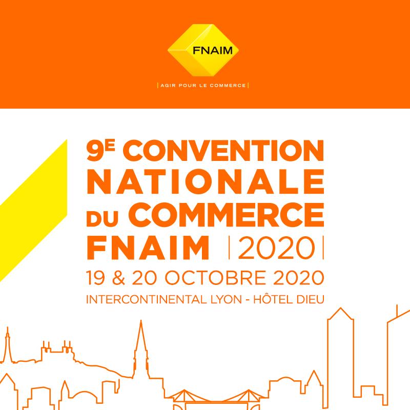 9ème Convention nationale du Commerce FNAIM